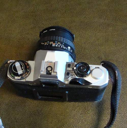 Pentax ME Super 35mm SLR Camera image-3