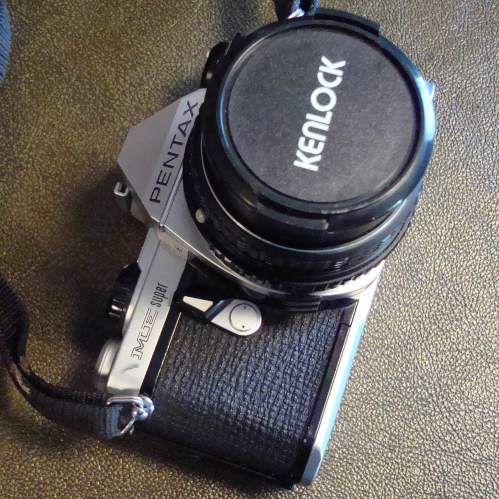 Pentax ME Super 35mm SLR Camera image-4