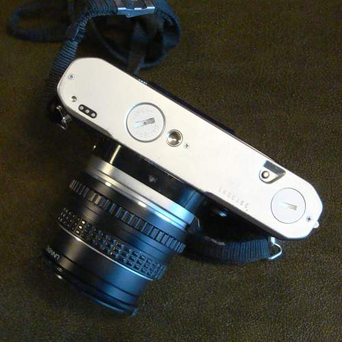 Pentax ME Super 35mm SLR Camera image-6