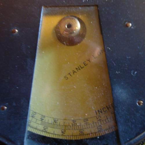 A Stanley Inclinometer and Case image-3