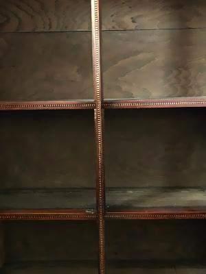 19th Century Inlaid Mahogany Wall Cabinet image-4