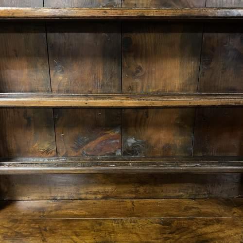18th Century English Oak Dresser image-4