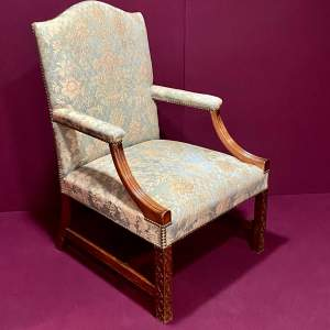 Mid 20th Century Gainsborough Style Armchair