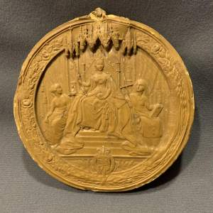 Queen Victoria Wax Seal