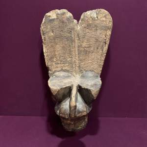 Backam Wooden Night Mask