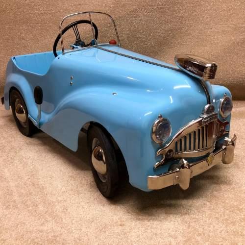 1950s Childs Tri-ang Centurion Pedal Car image-1