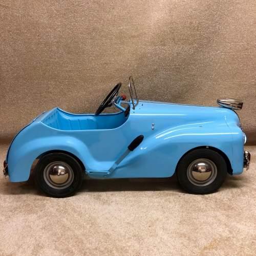 1950s Childs Tri-ang Centurion Pedal Car image-3