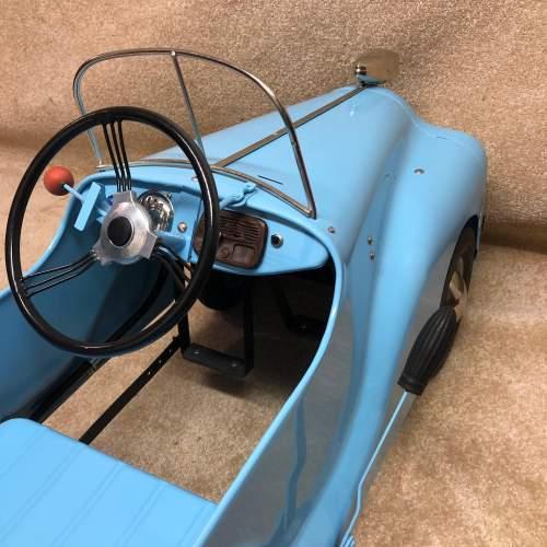 1950s Childs Tri-ang Centurion Pedal Car image-4