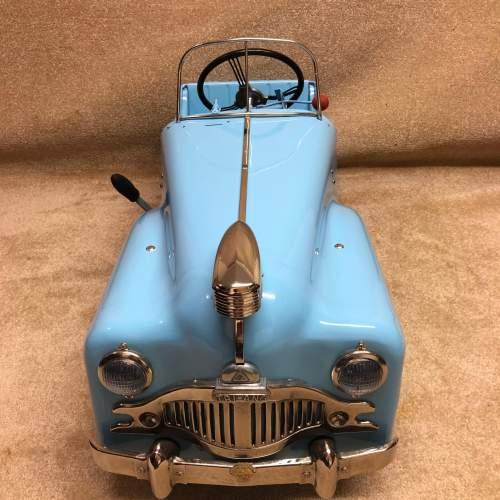 1950s Childs Tri-ang Centurion Pedal Car image-5