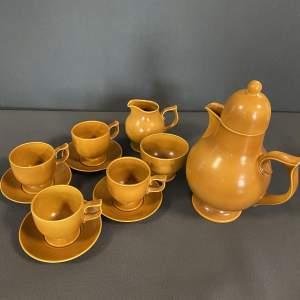 Carlton Ware Retro Coffee Set