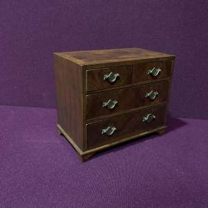 Good Quality Miniature Chest Of Drawers