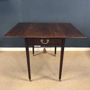Early 19th Century Pembroke Table
