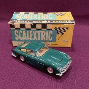 Scalextric Aston Martin