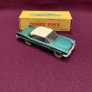French Dinky De Soto Diplomat