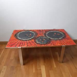 Juliette Belarti Design Signed Coffee Table