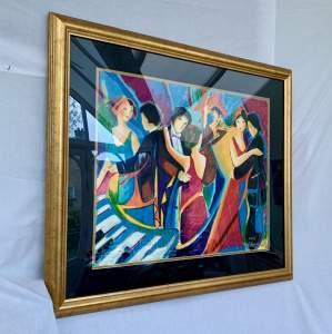 The Tango Club - Giclée Limited Edition Print