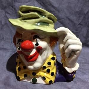 Royal Doulton The Clown Character Jug