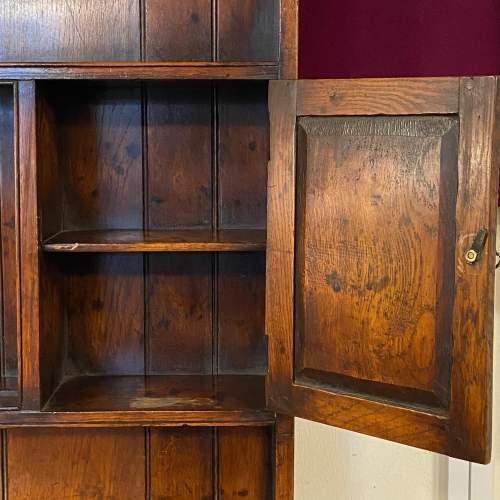 Georgian Style Oak Pot Board Welsh Dresser image-3