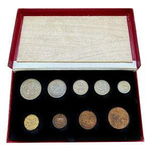 1950 Proof 9 Coin Set