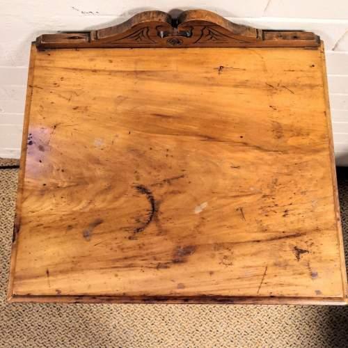 Victorian Pot Cupboard or Bedside Cabinet image-4