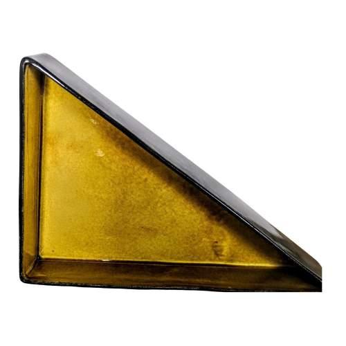Beswick Modernist Triangular Dish image-2
