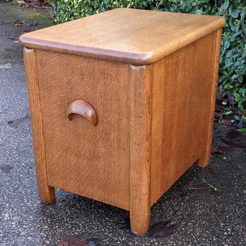 Art Deco Cellarette Wine Cooler Storage Box image-6