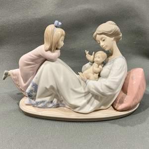 Rare Lladró Figurine Group