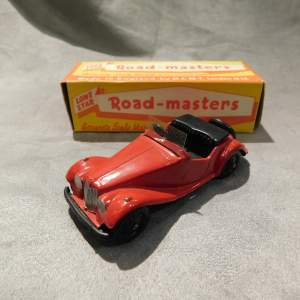 Lone Star MG TF issued 1960 Red in Box