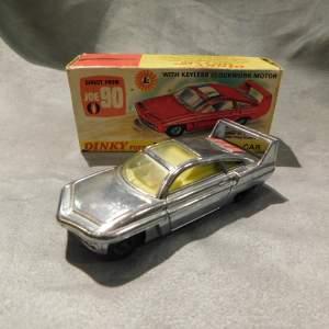 Dinky Toys 108 Sams Car from Joe 90 - original Boxed