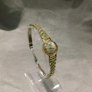 Vintage Ladies Omega 9ct Gold Watch