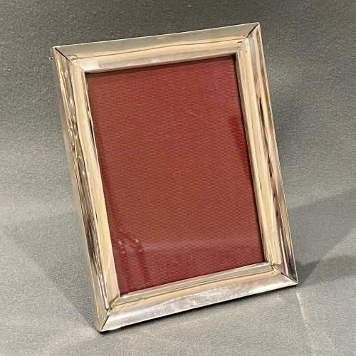 Edwardian Silver Photo Frame image-1
