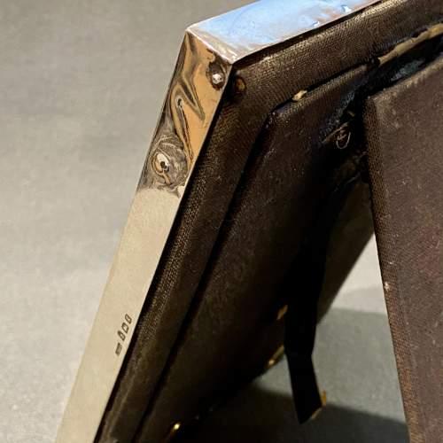 Edwardian Silver Photo Frame image-5