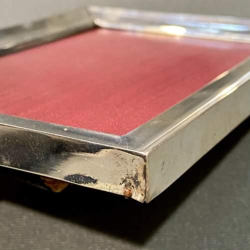 Edwardian Silver Photo Frame image-6