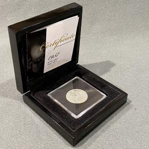 20th Century Royal Mint Trial Piece Coin