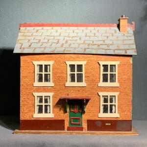 Vintage 1930s Dolls House