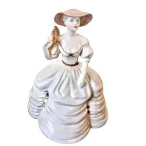 Coalport Figurine - Penny