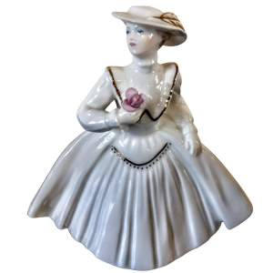 Coalport Figurine - Emma Louise