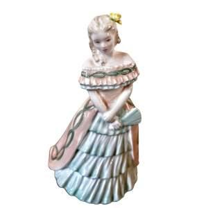 Coalport Figurine - Party Time