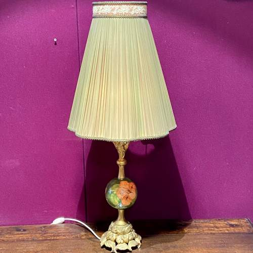 Moorcroft Pottery Table Lamp image-1