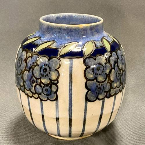 Early 20th Century Royal Doulton Vase image-1
