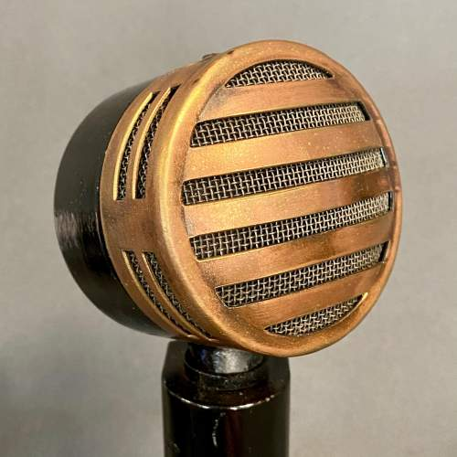 1950s Restored Reslo-Sound Microphone image-2