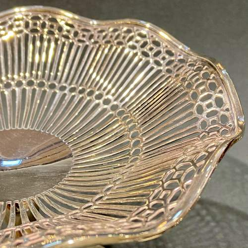 Early 20th Century Silver Compote image-4