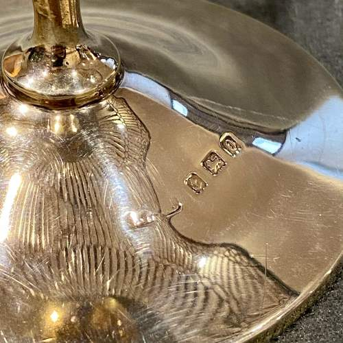 Early 20th Century Silver Compote image-6