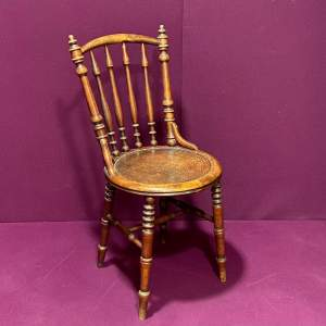 Early 20th Century Bentwood Chair