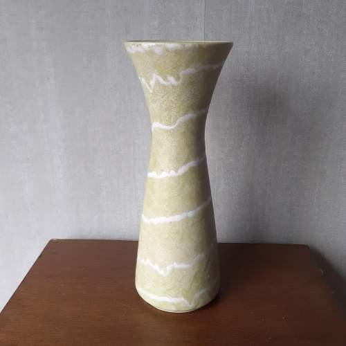 West German Ceramic Jasba Vase image-1