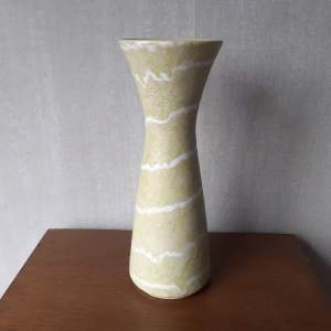 West German Ceramic Jasba Vase