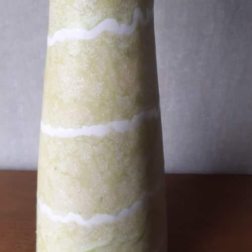 West German Ceramic Jasba Vase image-4