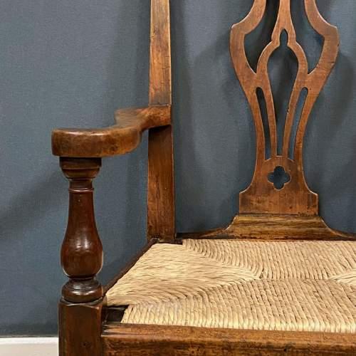 18th Century Georgian Childs Chair image-3