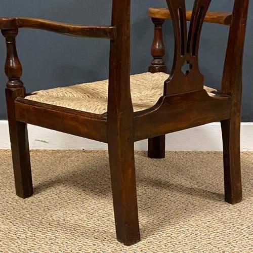 18th Century Georgian Childs Chair image-4