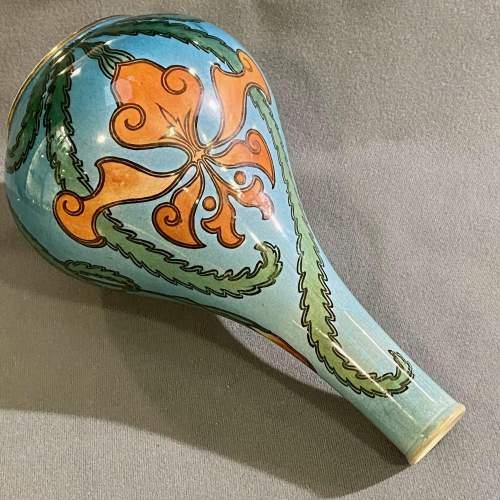 Villeroy and Boch Mettlach Art Nouveau Pottery Vase image-5
